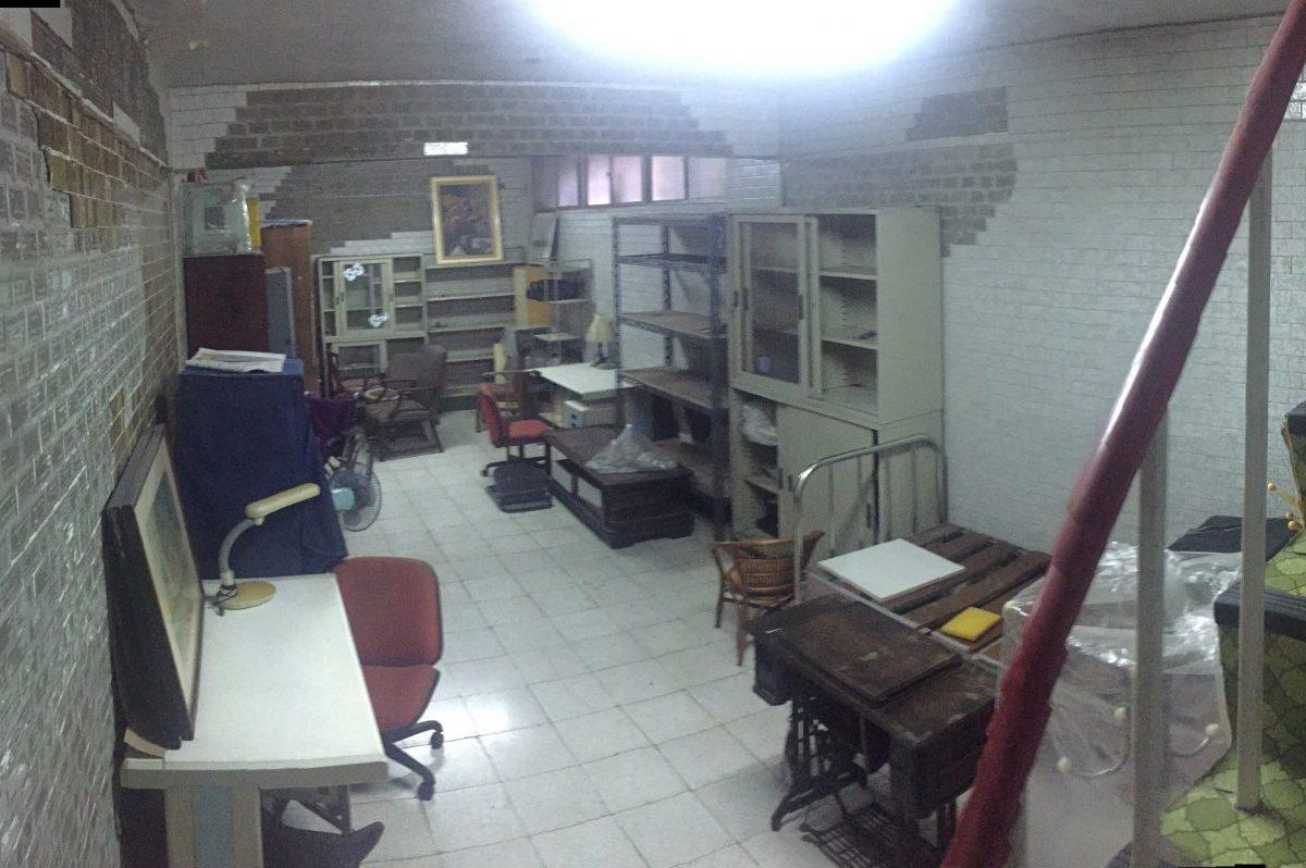 Before:地下室