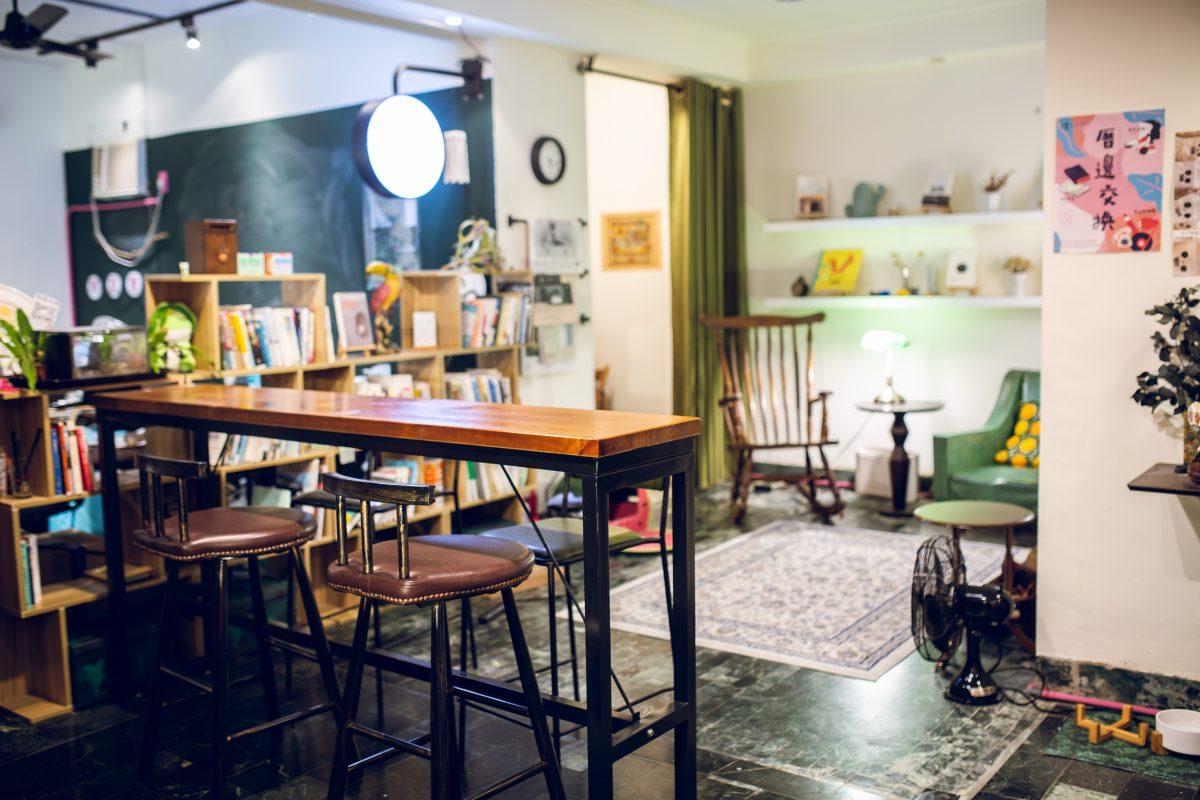 After:打通後以較開放的傢俱擺設營造輕鬆交流的氛圍
